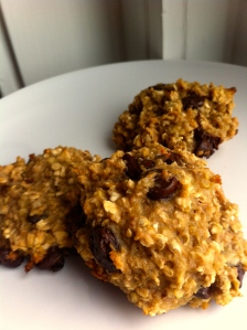 Healthy Chocolate Chip Quinoa Cookies