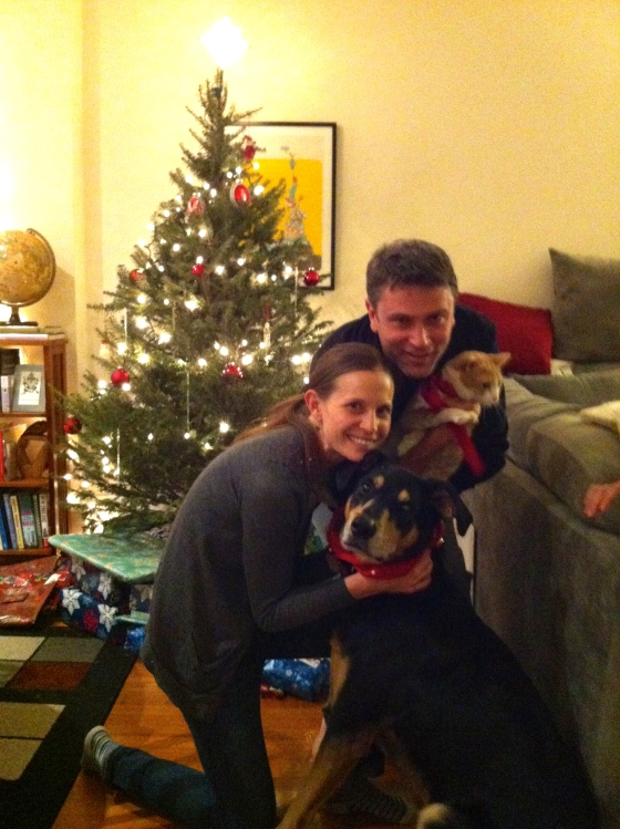 Christmas Family Photo 2012