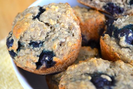 vegan gluten-free muffins