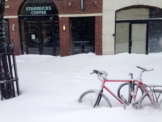 Newbury Starbucks