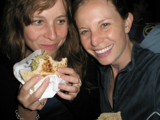 Falafel Eating Spain