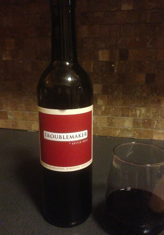 troublemaker wine