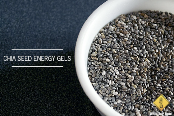 chia seed energy gel